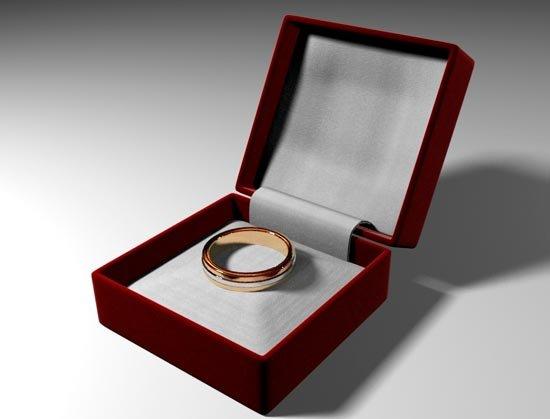 Кольцо жене