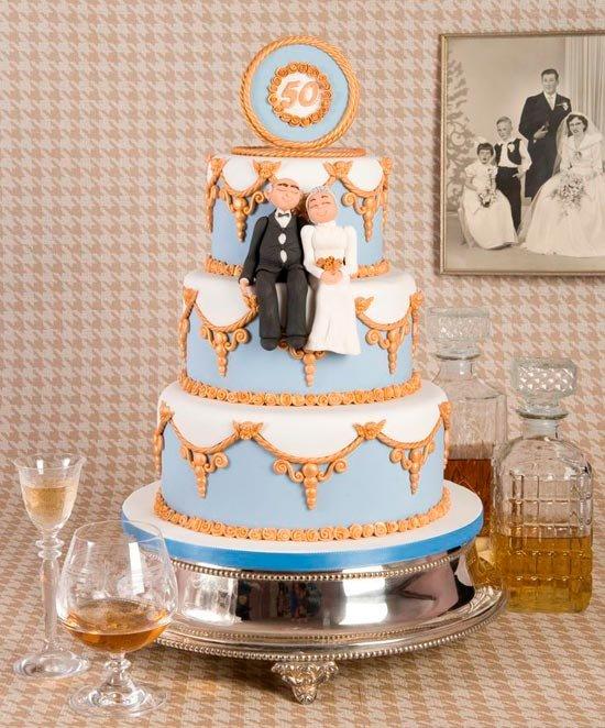 Тортик на юбилей