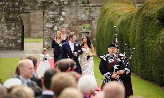 Шотландская церемония