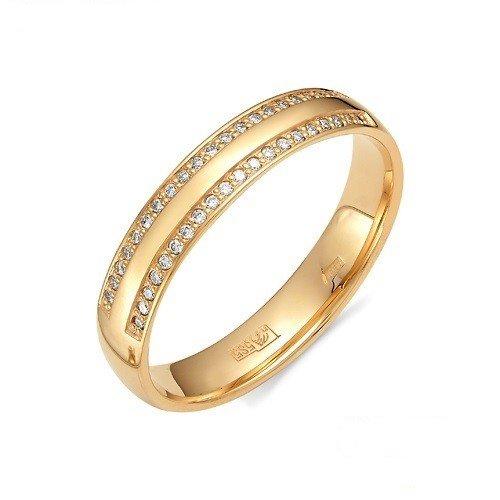 Обручальные кольца в большом ассортименте. Золото 585, бриллианты